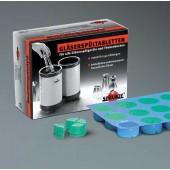 Spulboy reinigingstabletten voor perfecte reiniging van glazen